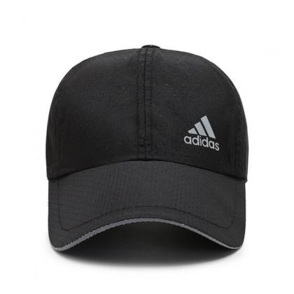 Adidas Dri Fit Dry Fit Quick Dry Light Weight  (with holes) Unisex Men Women Sports Golf Jogging Marathon Baseball Cap